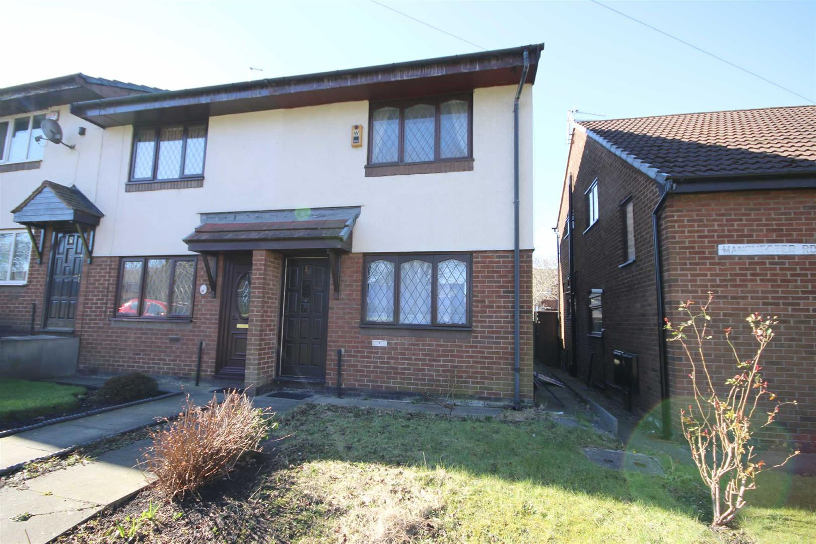 2 Bedroom House - End Terrace To Let